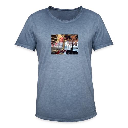 Resturang - Vintage-T-shirt herr