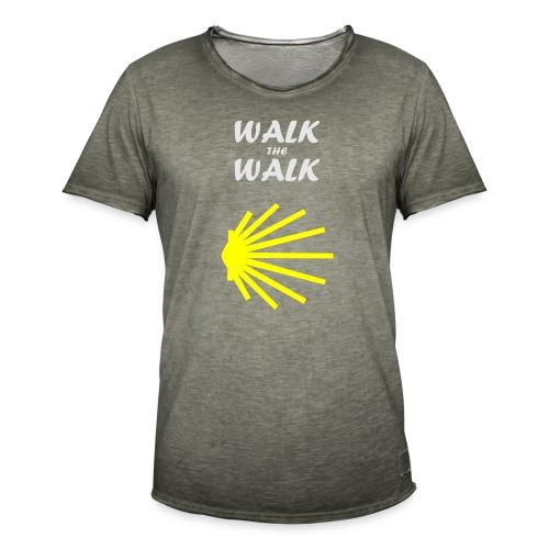 Walk the Walk - Camino de Santiago - Herre vintage T-shirt