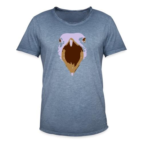 Ballybrack Seagull - Men's Vintage T-Shirt
