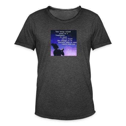 Pegasus - Herre vintage T-shirt