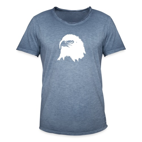 Steinadler - Männer Vintage T-Shirt
