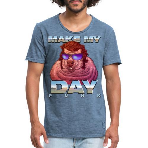 Make my Groundhog Day! - Männer Vintage T-Shirt