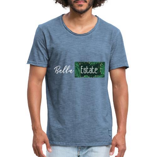 Beautiful summer - Men's Vintage T-Shirt