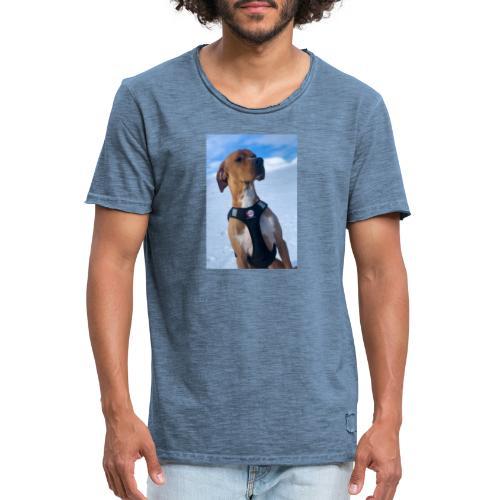 A0A51712 5467 4E0B 8284 84C807DEDD9E - Vintage-T-skjorte for menn