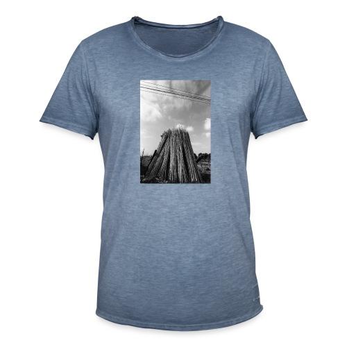 ENDANGERED - Camiseta vintage hombre
