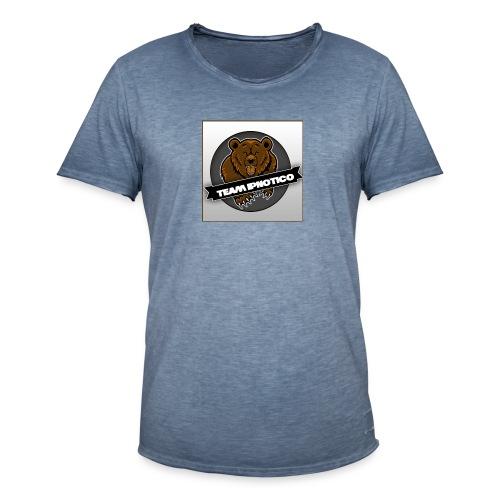 Team Ipnotico - Vintage-T-shirt herr