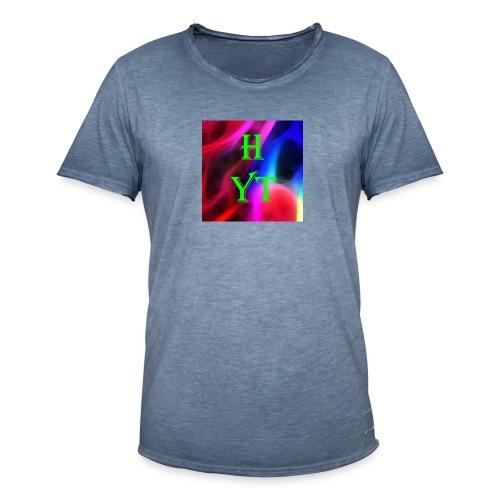 Hemnesen YT - Vintage-T-skjorte for menn