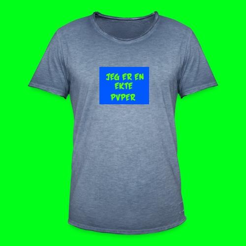 GotPvpGeneseren - Vintage-T-skjorte for menn