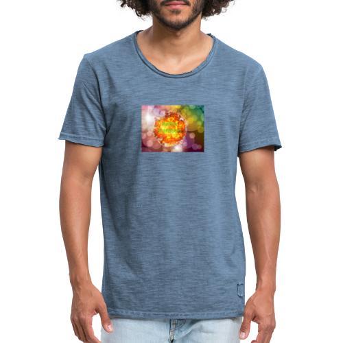 Anton Hansson - Vintage-T-shirt herr