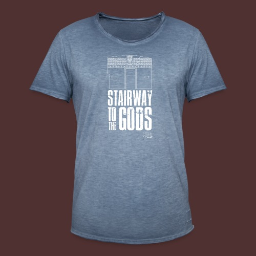 Stairway to the Gods - T-shirt vintage Homme
