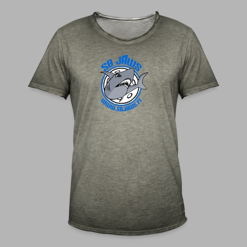 SB JAWS - Miesten vintage t-paita