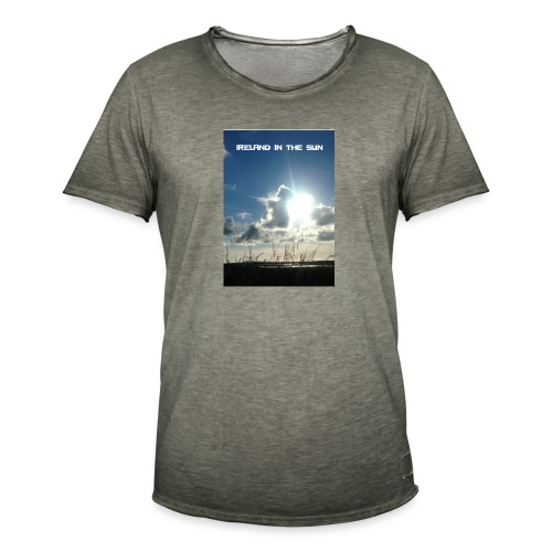 IRELAND IN THE SUN - Men's Vintage T-Shirt