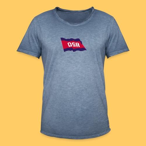 deine DSR Flagge - Männer Vintage T-Shirt