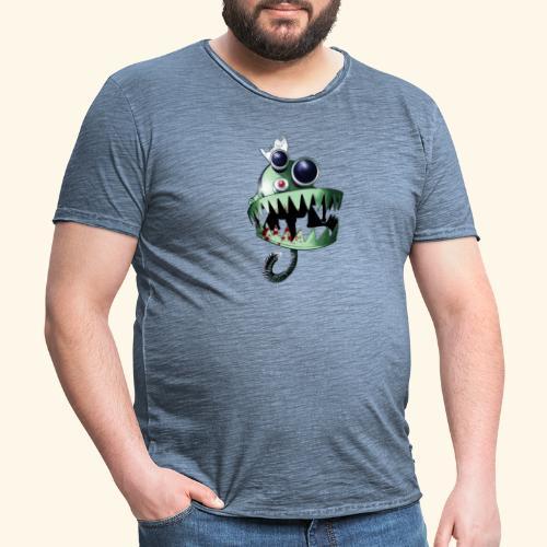 Appetite Robot Head - Vintage-T-shirt herr