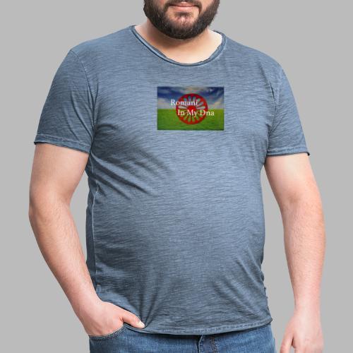 flagromaniinmydna - Vintage-T-shirt herr