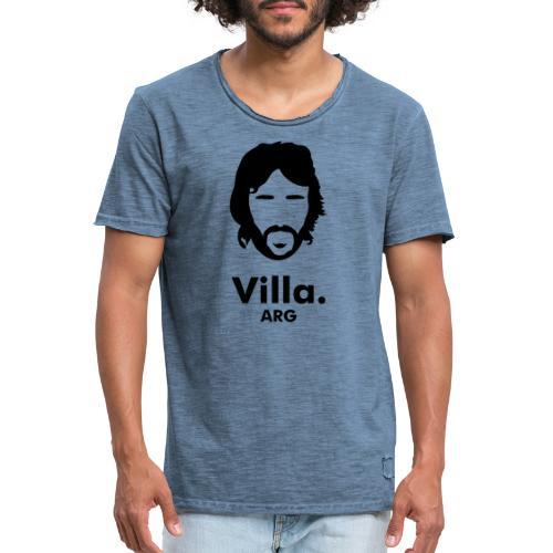 Villa - Men's Vintage T-Shirt
