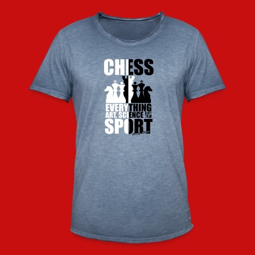 chess_for_red_OK-png - Camiseta vintage hombre