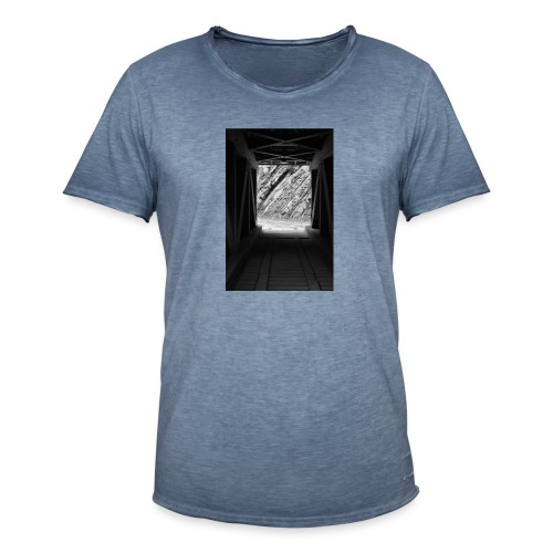 4.1.17 - Männer Vintage T-Shirt
