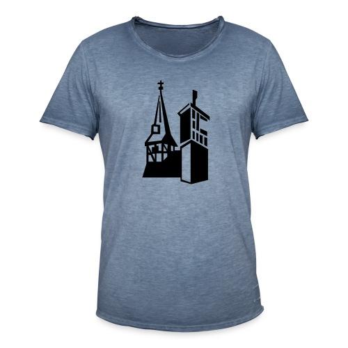 Kirchengemeinde Kirchdorf - Männer Vintage T-Shirt
