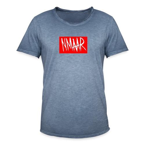 Logo Shirt - Herre vintage T-shirt