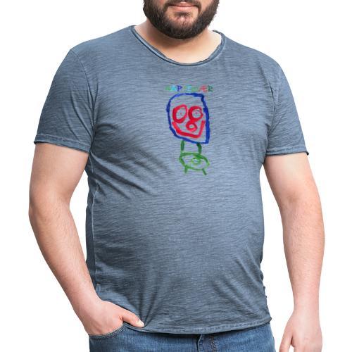 happiwær2 - Herre vintage T-shirt