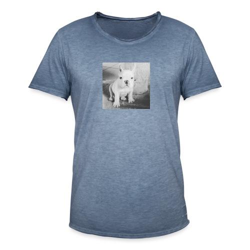 Billy Puppy - Mannen Vintage T-shirt