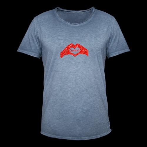 Sonnit Valentines - Men's Vintage T-Shirt