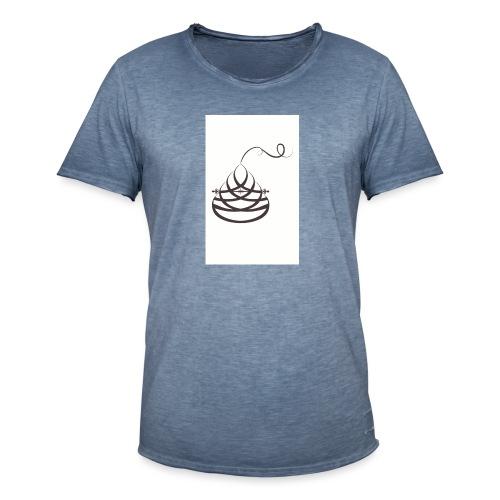 Balance - Miesten vintage t-paita