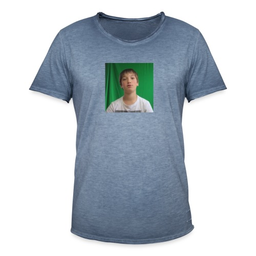 Game4you - Mannen Vintage T-shirt