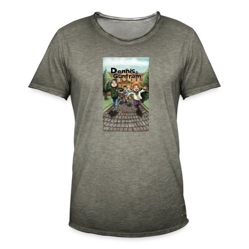 DuG-Band1-Kurztitel - Männer Vintage T-Shirt