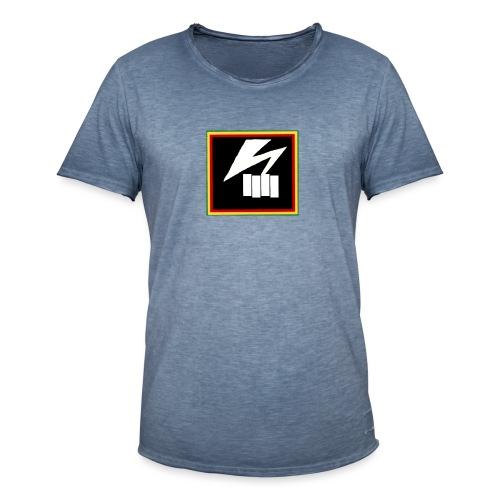 bad flag - Men's Vintage T-Shirt