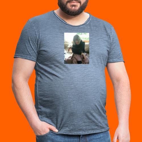 KönniRoope - Miesten vintage t-paita
