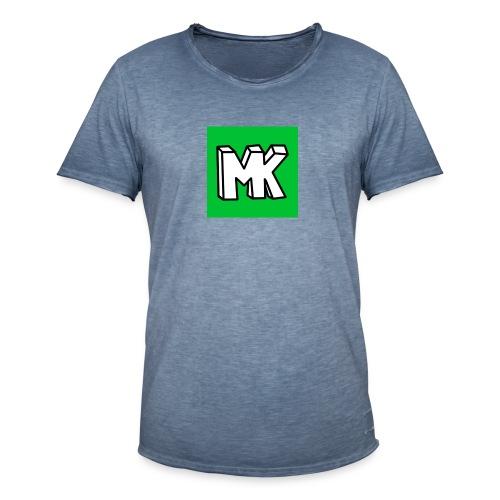 MK - Mannen Vintage T-shirt