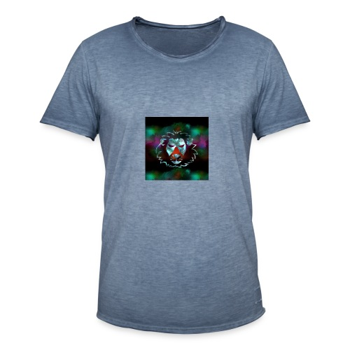 LYON FLUO - T-shirt vintage Homme
