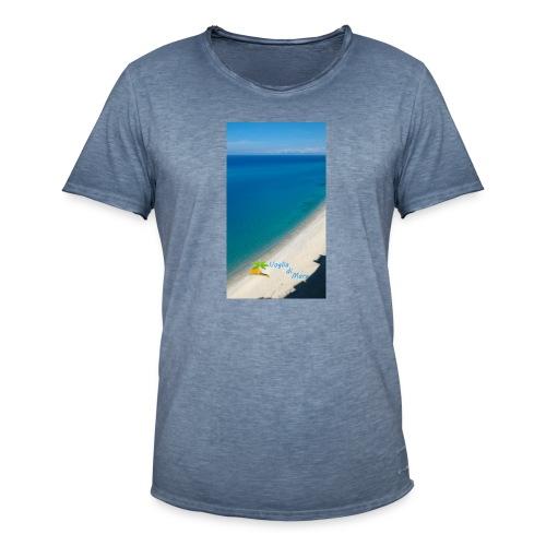 Tropea mare - Maglietta vintage da uomo