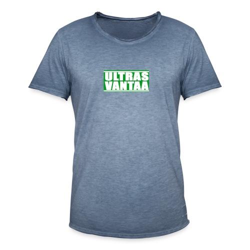 Ultras vantaa box - Miesten vintage t-paita