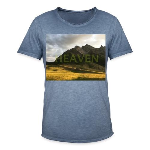 HEAVEN - T-shirt vintage Homme