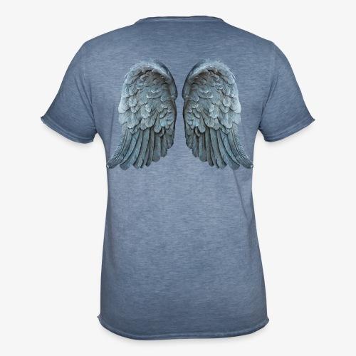 Angel wings - Koszulka męska vintage