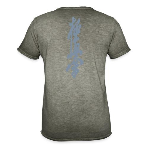 KyokuShin - Mannen Vintage T-shirt