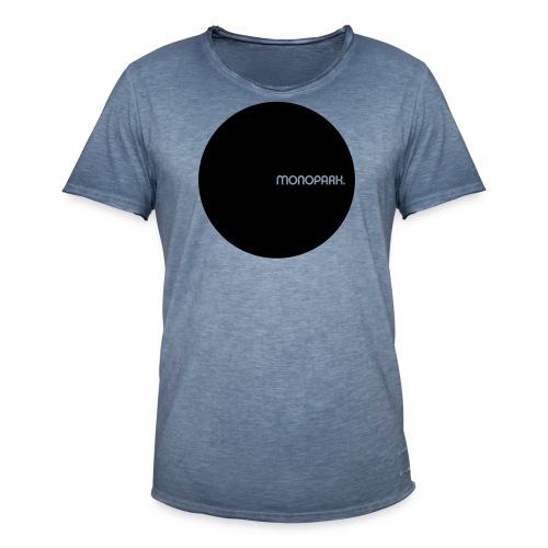 Shirt-Dot - Männer Vintage T-Shirt