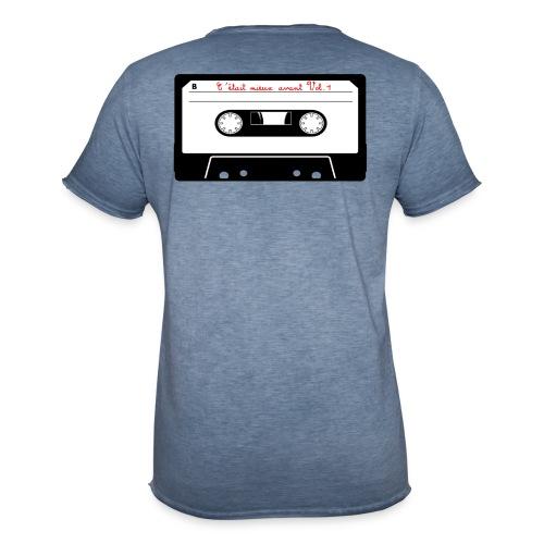 CMA Concept K7 - T-shirt vintage Homme