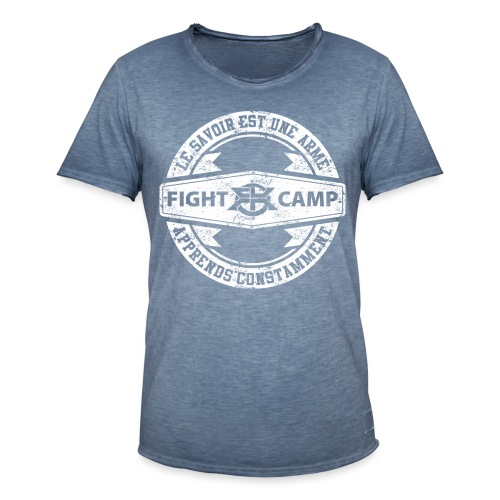 Fight Camp - Savoir Arme - T-shirt vintage Homme