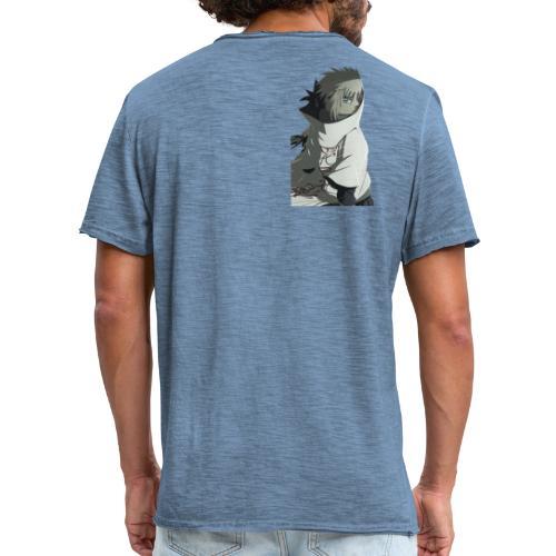 anime 1 - Camiseta vintage hombre