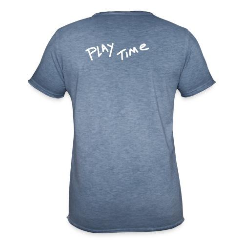 Play Time Tshirt - Men's Vintage T-Shirt