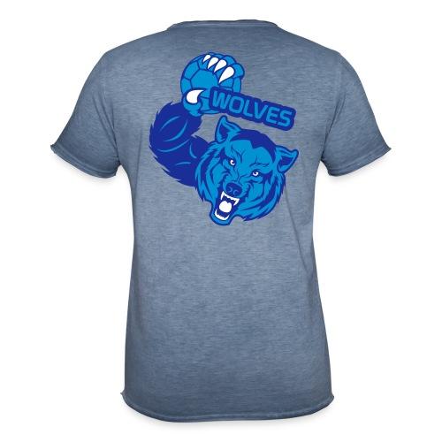 Wolves Handball - T-shirt vintage Homme