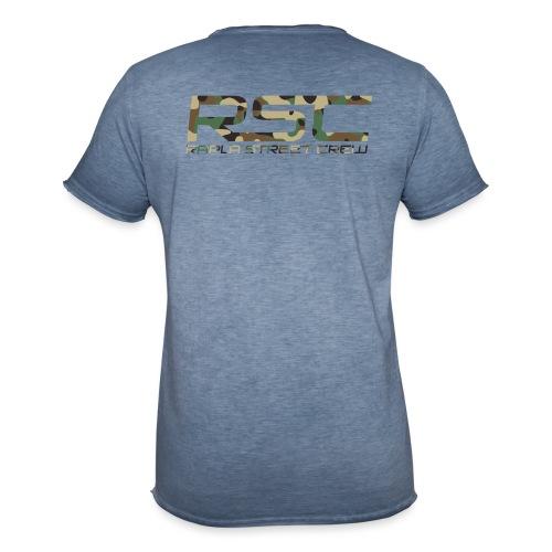 RSCcamo - Men's Vintage T-Shirt