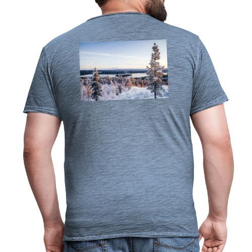 LAPPI 1 - Miesten vintage t-paita