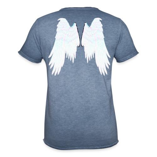 ALAS ANGEL - Camiseta vintage hombre