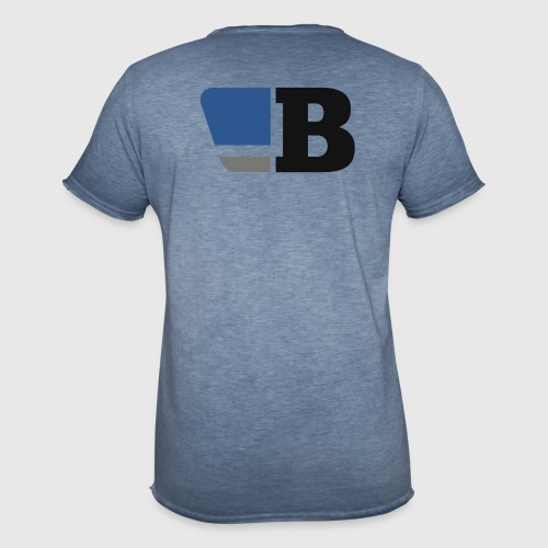 BLUF B - Men's Vintage T-Shirt