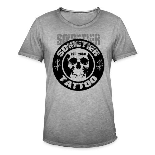 logo bad1 - Männer Vintage T-Shirt